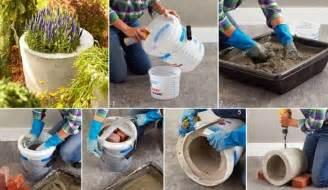 Make Your Own Flower Vase Clube Do Concreto Jarro De Concreto Com Formas De Papel 227 O
