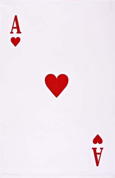 ace of hearts tattoo ace of hearts
