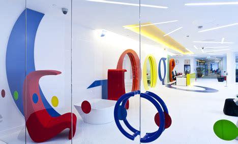 google design london google office by scott brownrigg dezeen