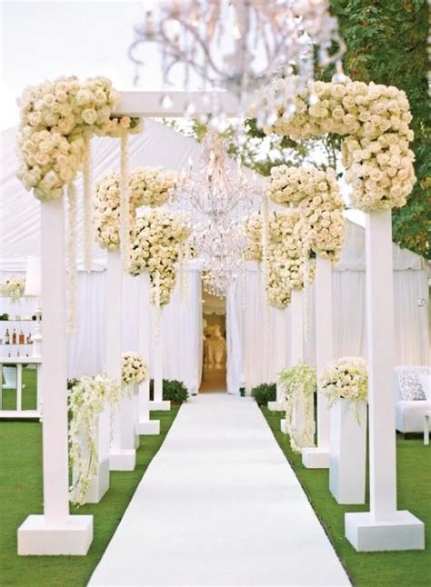 wedding ceremony decor wedding aisle decor door decor outdoor wedding ceremony aisle reception decor 2257512