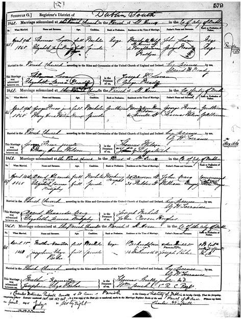 New York City Marriage Records 1800s Genealogy For Beginners