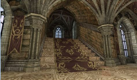 castle interior medieval castle interior castle interior udk