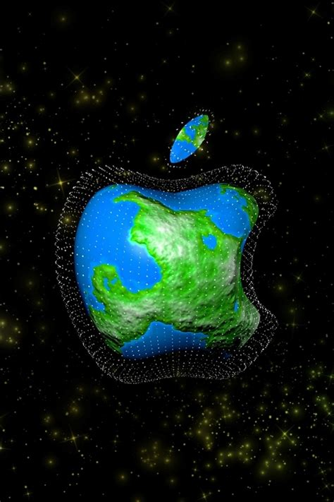 wallpaper apple earth apple earth download iphone ipod touch android