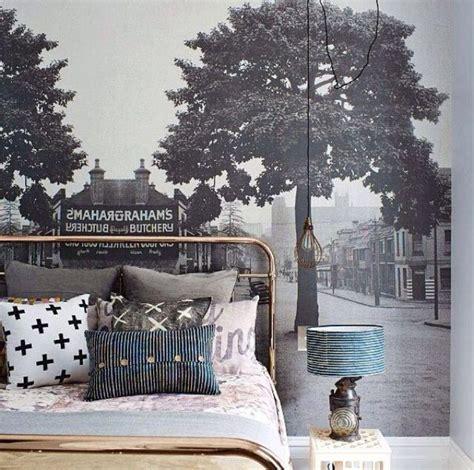 Wall Mural Bedroom bedroom wall murals in 25 aesthetic bedroom designs rilane