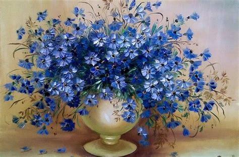 blue wallpaper vase what beautiful drawing beautiful blue flowers vase