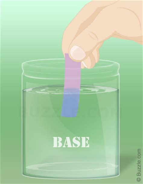 Bases Make Litmus Paper Turn - tips for understanding the litmus paper test for acids and