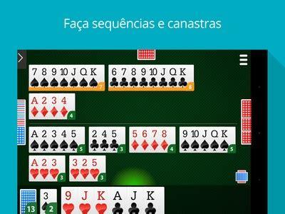 buraco canastra   android  em portugues