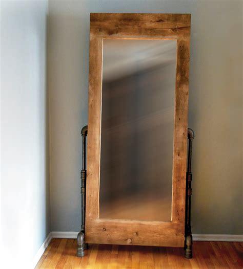 Kitchen Furniture Atlanta by Pipe Legs Amp Wood Frame Mirror Home Decor Amp Lighting