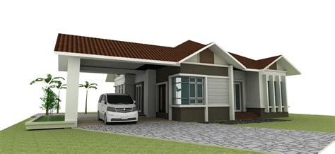 arkitek rumah bungalow studio design gallery best