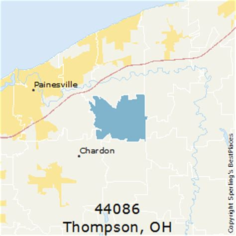 Geauga County Section 8 by Best Places To Live In Thompson Zip 44086 Ohio