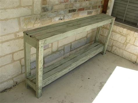 diy sofa table plans diy rustic pallet sofa table pallet furniture plans