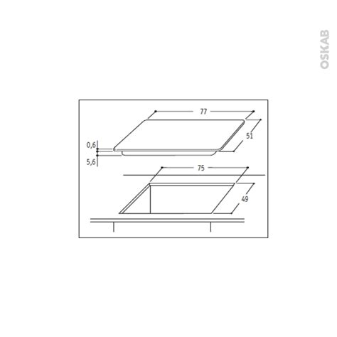Section Cable Plaque Induction 5123 by Section Cable Plaque Induction Le Sch Ma Lectrique Des