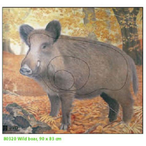 printable pig targets printable boar target pictures to pin on pinterest pinsdaddy
