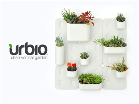 Urbio Vertical Garden Urbio Vertical Garden By Urbio Kickstarter