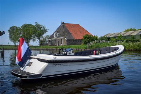 boten uitgeest waterspoor 707 sloep uitgeest botentehuur nl