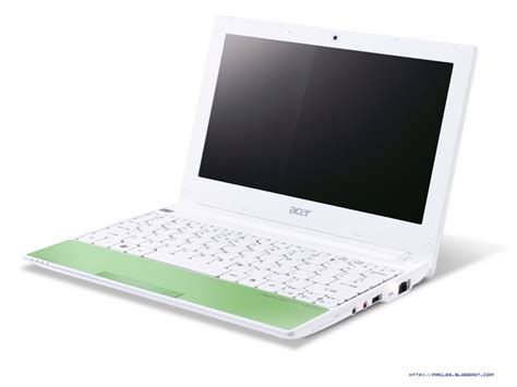 Notebook Acer Aspire One N550 acer aspire one d255 mit intel atom n550 notebookcheck