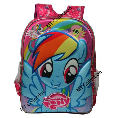 Tas Anak Troley Tk Hello Kity 3d Timbul Alat Tulis Lunch Box tas sekolah anak 3d motif princes timbul for anak tk