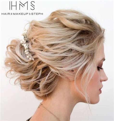 Wedding Hairstyles For Medium Layered Hair by Top 20 Wedding Hairstyles For Medium Hair