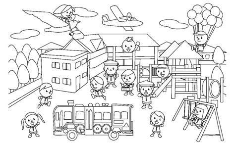 escuela lecturas infantiles dibujos para colorear y pintar dibujos sobre la escuela 174 para colorear e imprimir