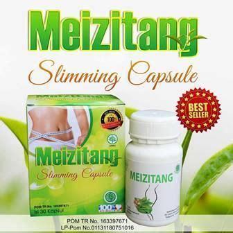 Murah Meizitang Slimming Capsule Bpom Isi 30 Kapsul meizitang botanical slimming capsule original