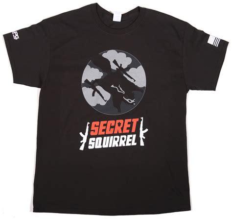 T Shirt Squirrel lapg secret squirrel t shirt