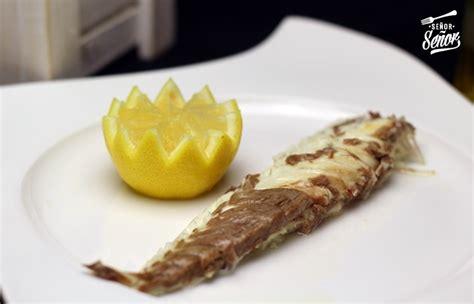 dorada al horno ala sal receta de dorada a la sal receta de sergio