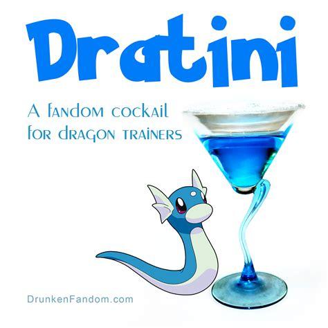 martini dratini pok 233 mon dratini the drunken fandom