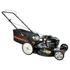 lawn mower remington target