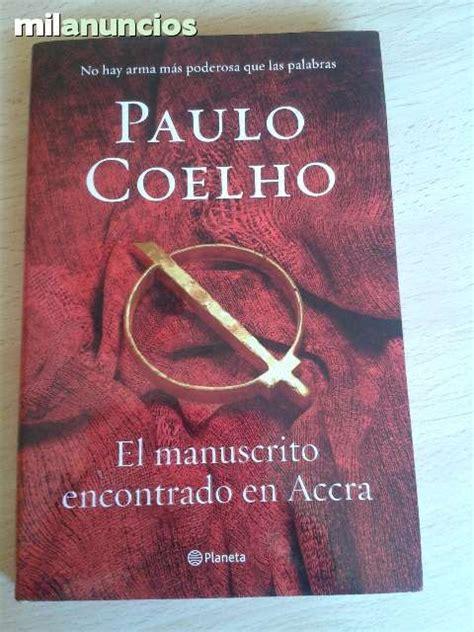 vendo este libro de libro de paulo coelho anuncio y m 225 s fotos aqu 237 http www milanuncios com