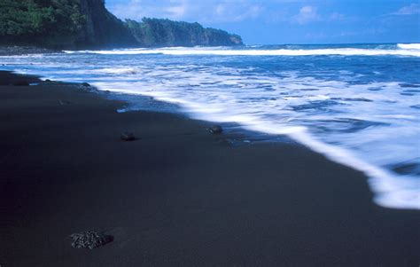 black sand beaches hawaii mike levin s photo gallery hawaii photos