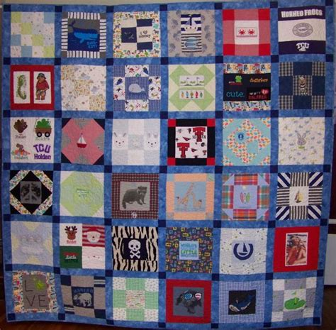 Baby Clothes Quilt Patterns » Home Design 2017