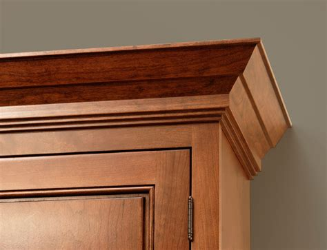 Cabinet Crown Molding Profiles by Oak Crown Molding Dimensions Crafts