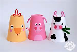 Farm Craft For Kids - 10 awesome crafts for kids gift of curiosity