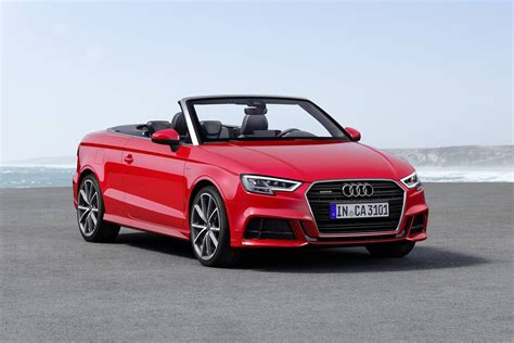New 2018 Audi A3 by 2018 Audi A3 Convertible Pricing For Sale Edmunds