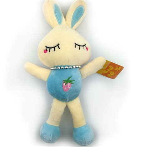 Pp Bunny popular blue stuffed bunny buy cheap blue stuffed bunny