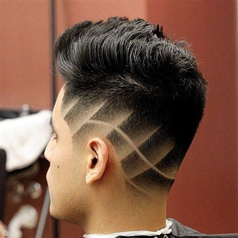 mens hairstyles with shaved line 30 cool and amazing haircut designs for classy men