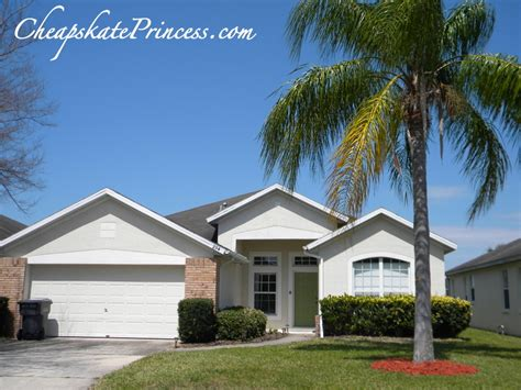 orlando houses for rent 18 cheapskate reasons to rent a house in orlando for a disney vacation disney s