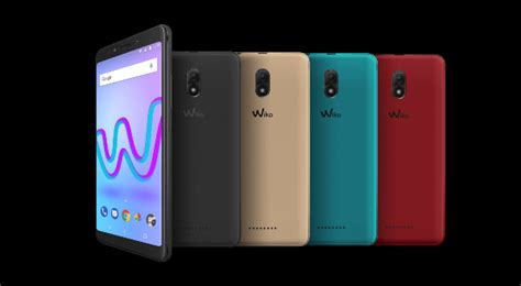 mwc  wiko presente le jerry  top  phone