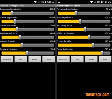Auto Memory by Iolo Auto Memory Manager Keeps Freeing Memory In Android