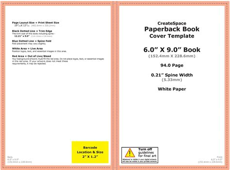 Anatomy Of A Book Cover The Happy Self Publisher Createspace Coloring Book Template