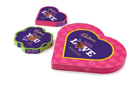 cadbury valentines day cadbury encourages gifting on valentine s day with a new