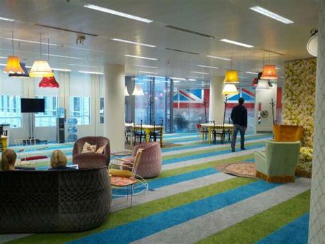 google design london google s london headquarter by penson group jebiga