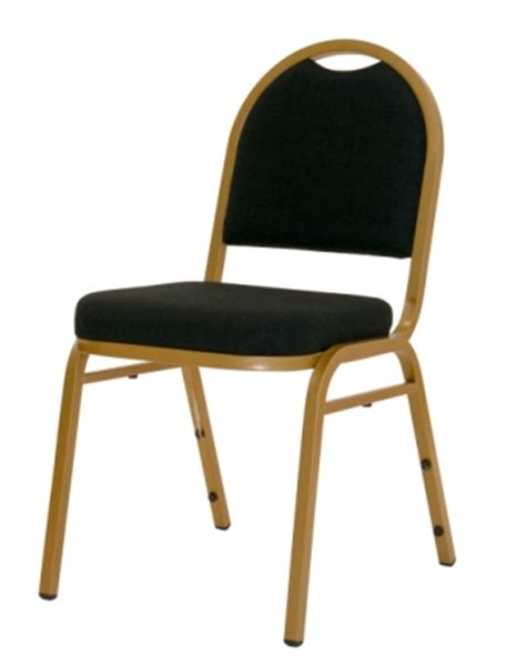 Metal Stacking Chairs by Banquet Metal Padded Stacking Chair