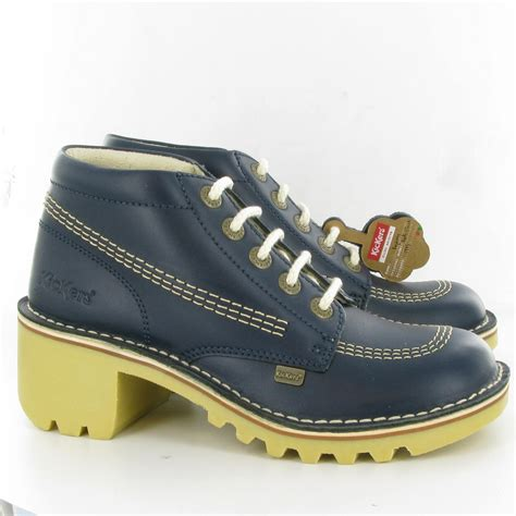 Kickers Boot 1 kickers kopey hi boots in navy