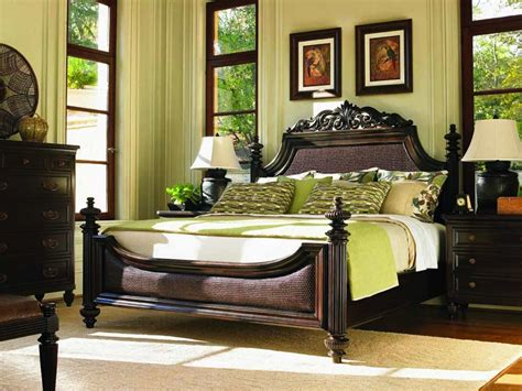 tommy bahama bedroom furniture sets tommy bahama lexington bed collection classic bedroom