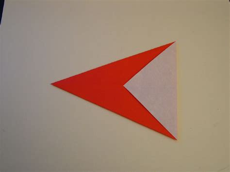 Santa Hat Origami - origami santa hat folding how to make an