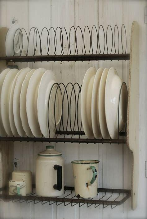 kitchen plate storage wire plate rack love it interior pinterest plate