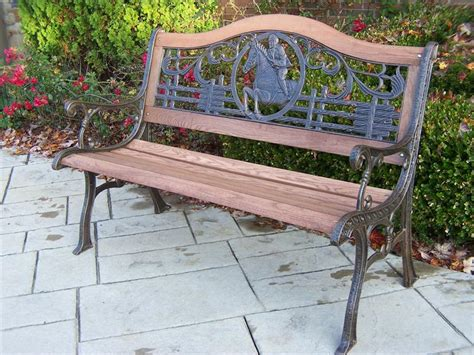 small metal garden bench iron outdoor metal garden bench