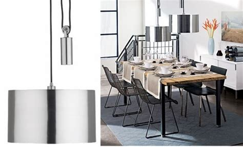 Dining Room Pendant Height Adjustable Height Dining Room Pendant L Apartment Therapy