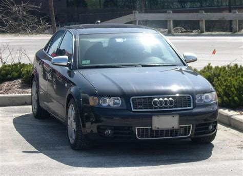 Audi S4 Aftermarket by Rs4 Body Kit Styling Audi A4 B6 Audi S4 B6 1996 2001